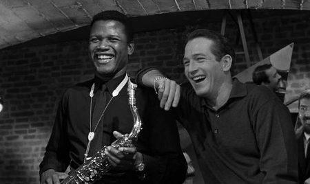 sidney_poitier_paul_newman_paris_blues_1961