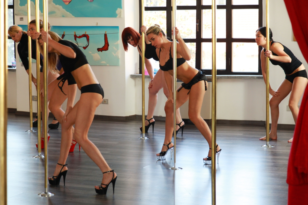 Milan Pole Dance Studio: Werk It!